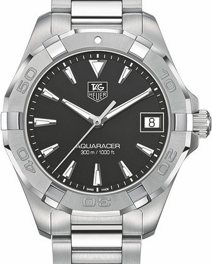 TAG Heuer Aquaracer 32MM Replica Watches With Black Dials