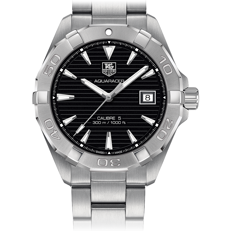 TAG Heuer Aquaracer Replica Watches With Black Dials