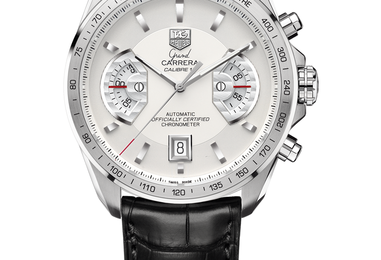 The Lincoln Lawyer Adopted Functional Steel Bezels TAG Heuer Grand Carrera Replica Watches