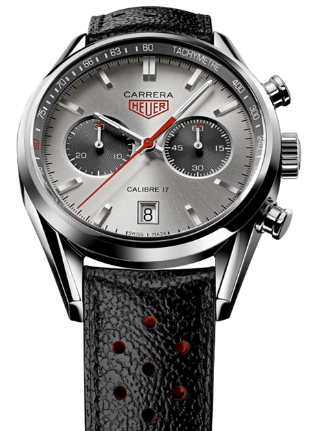 Yifeng Li Chose Fashionable Steel Cases TAG Heuer Carrera Fake Watches