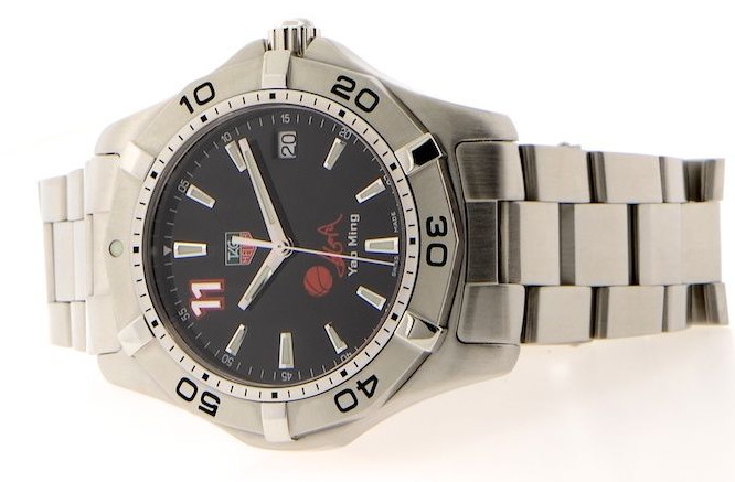 Back Dials TAG Heuer Aquaracer Limited Edition Fake Watches Online