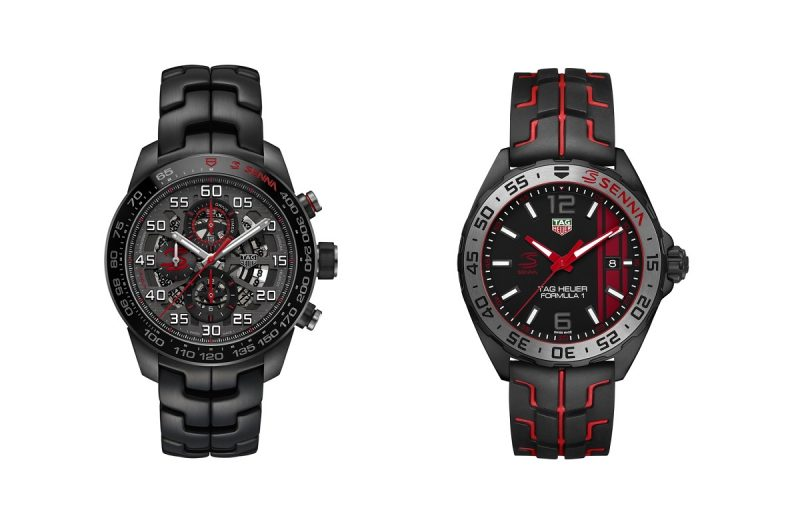 ef7b4b21388de Wearing These Fantastic Replica TAG Heuer Watches To Commemorate ...