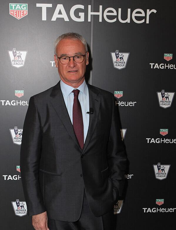 Claudio Ranieri believes the best-quality TAG Heuer knock-off watches.