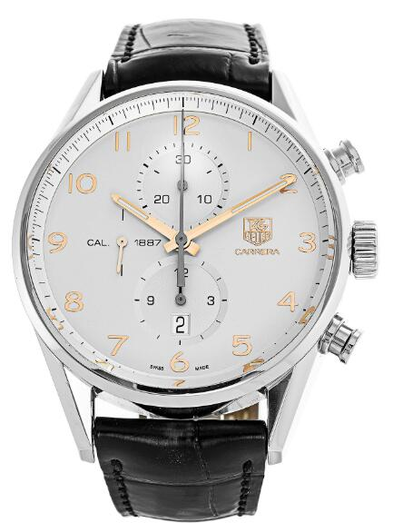 Excellent replication watches show perfect chronograph features.