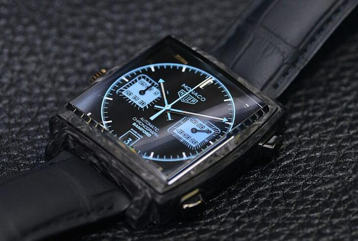 Forever reproduction watches are cool in black.