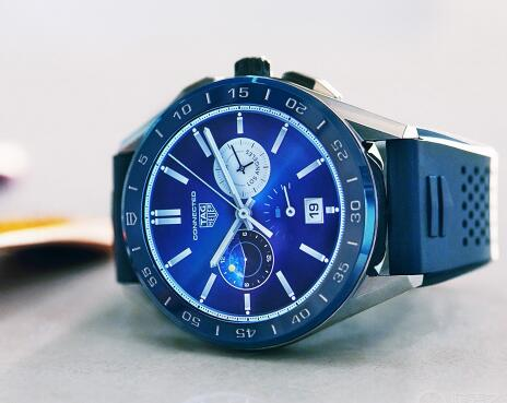 The cheap TAG Heuer has attracted numerous men.