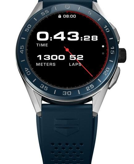 Top Swiss replica watches are attractive with blue color.